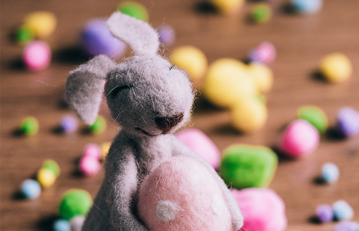 Wishing You a Safe and Happy Easter! image