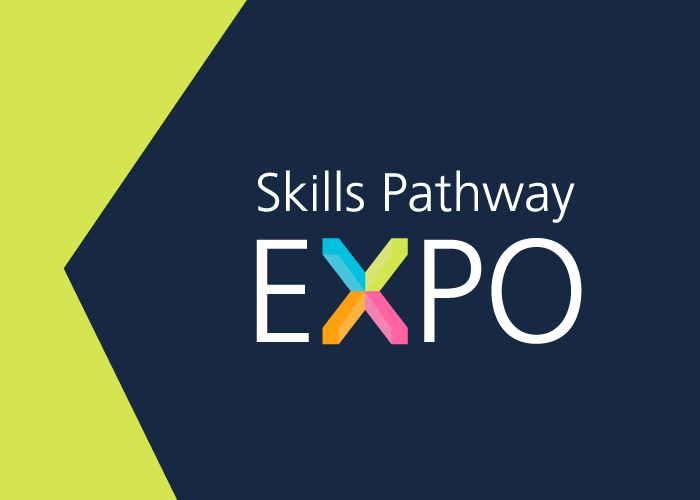 Skills Pathway Expo: When one door opens.... image